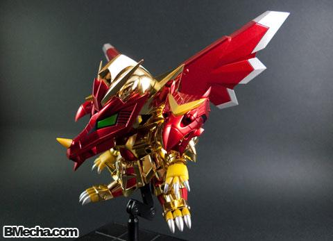 Bandai SDX Superior Dragon