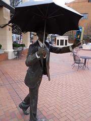 everyone loves Vonnegut! (Todd Gundersomething) Tags: rain oregon portland book literature author vonnegut tingaling kurtvonnegut godblessyoumrrosewater mrrosewater