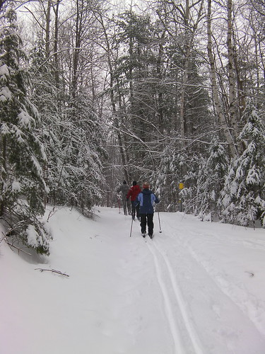 Burnstown ski trails