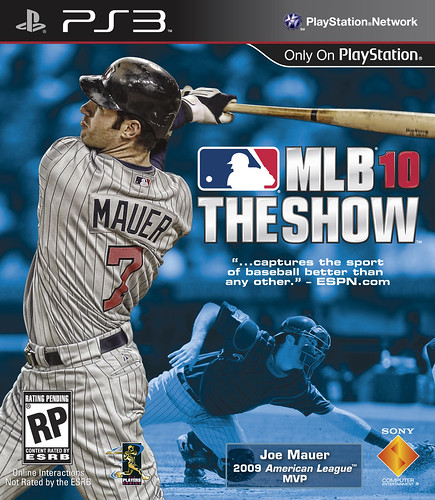 MLB 10 The Show Box Art Revealed