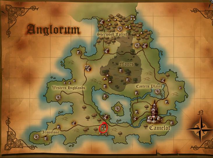 Anglorum / Quest / Priestess Claira (Underhendge Dungeon) 4255663384_6fe280786f_o