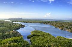 Lagunas de Chacahua (Deiv_id) Tags: sky mxico coast cielo oaxaca hdr chacahua lagunas platinumpeaceaward