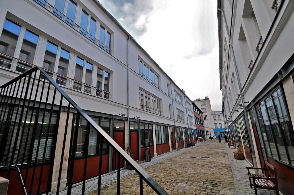 Paris Innovation Paris Réunion 20eme