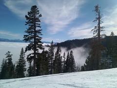 What lake? (gpshead) Tags: fog clouds tahoe homewood