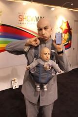 Dr. Evil at CES