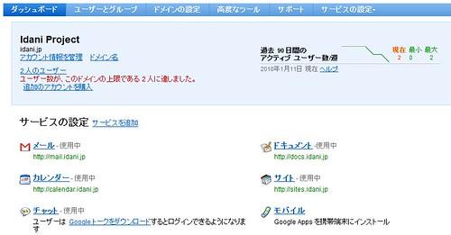 ダッシュボード(Premier Edition)