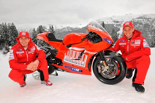 Ducati Desmosedici GP10 Wrooom vikend