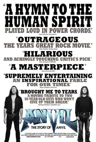 Anvil, the Movie