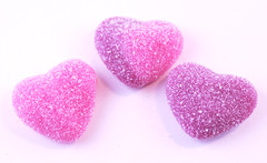 Wonka Sweetarts Hearts Gummies