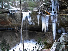 Broke Leg Falls 060 (refmo) Tags: waterfall kentucky icicles menifeecounty brokelegfalls refmo