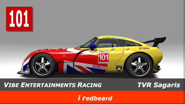 101 i redbeard by WWR Aero