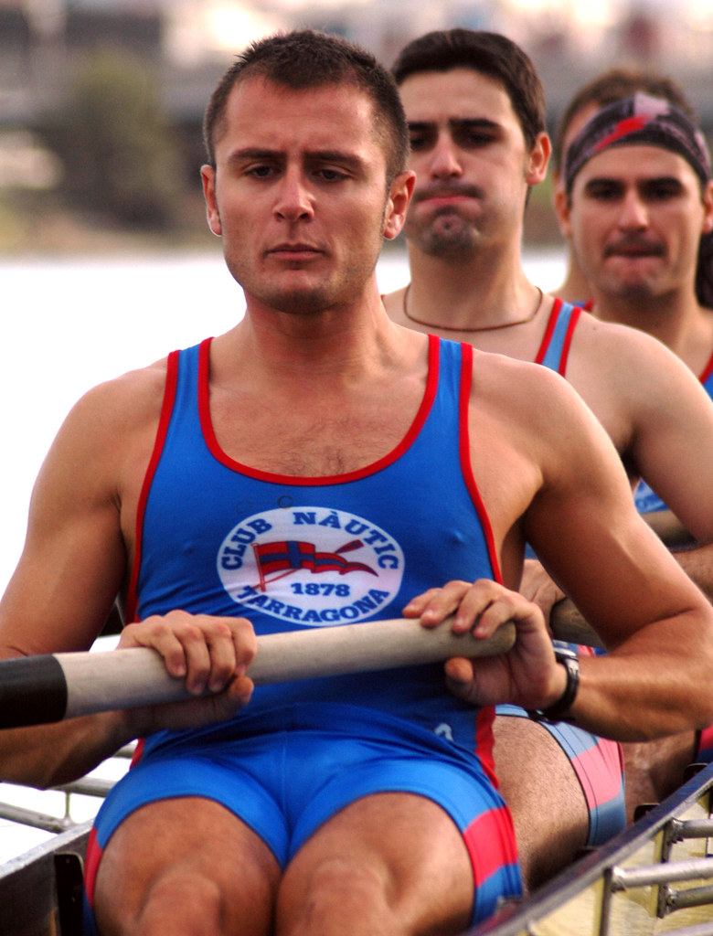 Sexy Amateur: Rower David