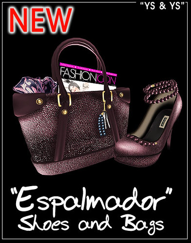 *YS & YS* Espalmador Shoes & Bags