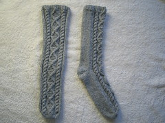 Cable socks for MIL