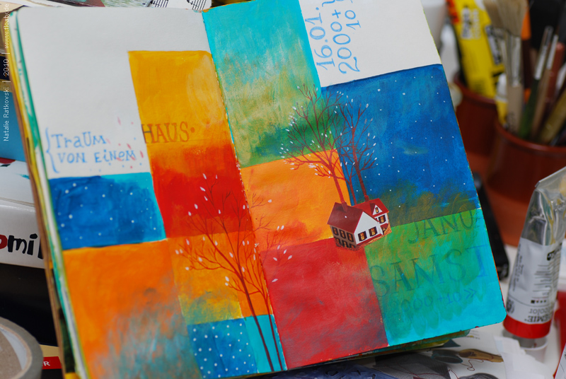 Art book: Tree time