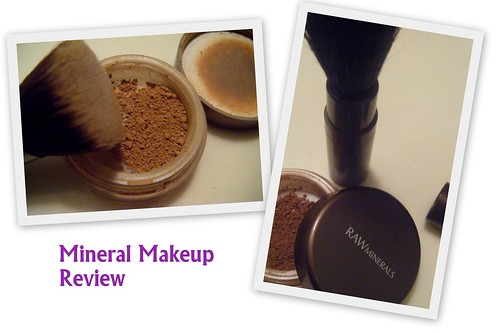 Raw Minerals Makeup
