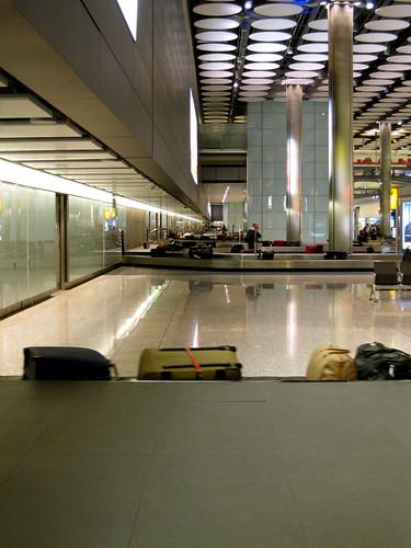 Terminal 5 Baggage Claim