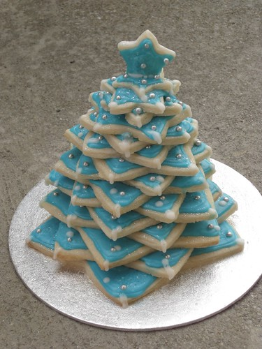 Vegan Cookie Tree
