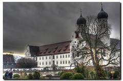 Kloster und Basilika Benediktbeuern (Helmut Reichelt) Tags: germany deutschland bavaria oberbayern best hdr basilika klosterkirche benediktbeuern abigfave platinumphoto