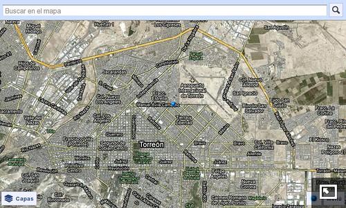 Google maps en N900.