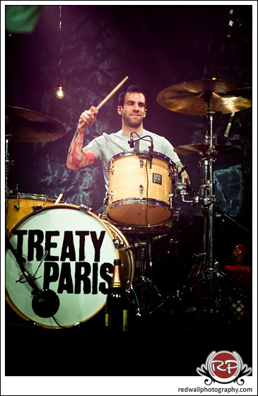 Treaty of Paris @ JBTV