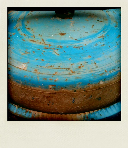 Rusty Blue