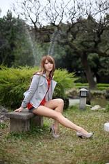 歡歡 @ 台大法商 1226 (^o^y) Tags: woman girl lady asian model taiwan showgirl ntu sg taiwanese 美女 台大 外拍 麻豆 性感 辣妹 模特兒 美眉 歡歡 台大法商 趙小妍