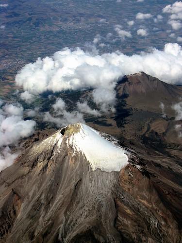 pico de orizaba. Pico de Orizaba y Observatorio