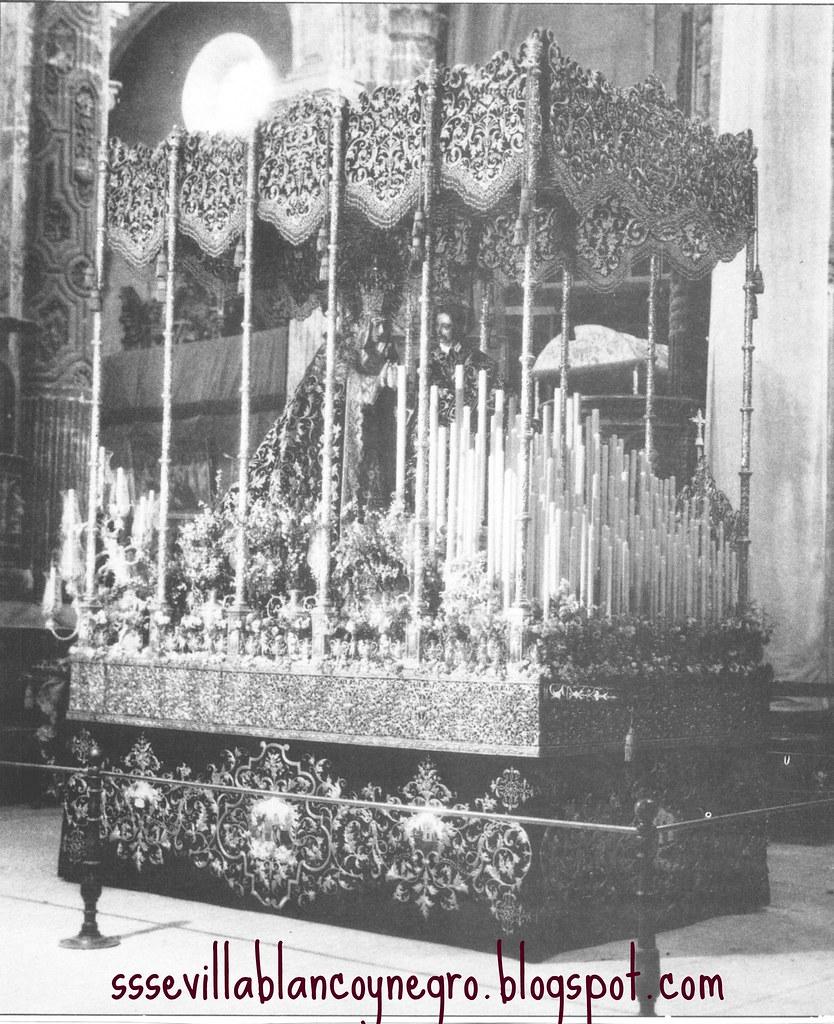 Nuestra Señora de la Amargura 1929