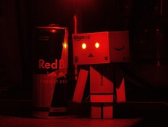 Red bull makes you evil (Ben K Adams) Tags: red japan magazine toy toys photography japanese for adams image ben stock evil potd cc cardboard license editorial redbull rf newbies licensing yotsuba royaltyfree boxman benadams stockimage robotman noncommercial revoltech 500px boxrobot cuterobot editorspick boxtoy raretoy danboard adamnewby schtumple photographyfornewbies photography4newbies boxheadtoy japaneseboxheadtoy