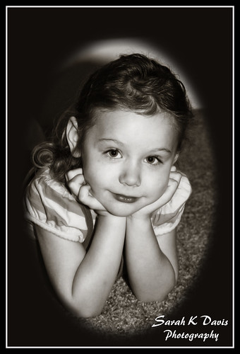 Madison's Preschool Portraits