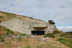 Battery Side of Hill (rocketdogphoto) Tags: california usa abandoned bunker marincounty marinheadlands ggnra goldengatenationalrecreationarea batterywallace