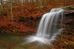 Lost Falls (the waterfallhunter) Tags: waterfall desotostatepark lookoutmountain laurelcreek dekalbcounty fortpaynealabama lostfalls
