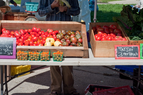 Maters at the market