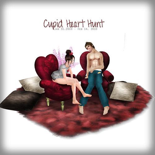 Cupid Heart Hunt!