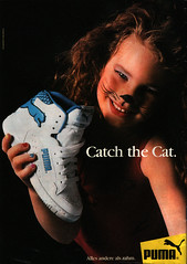 Cats (Living Pages) Tags: kids vintage children kid child kinder sneakers advertisement kind commercial 80s eighties werbung 80er achtziger