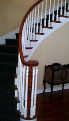 Re-finish Handrail/Staircase