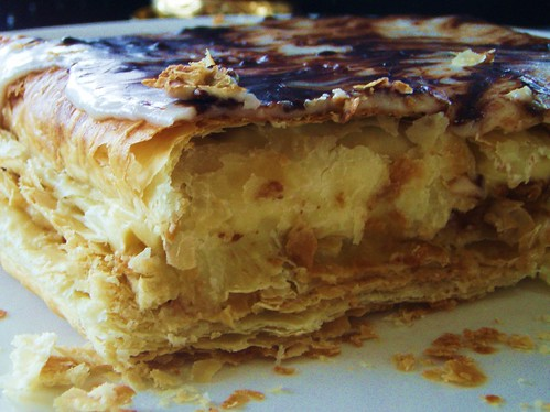 napoleon pastry (mille feuille) - 37
