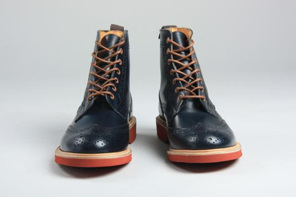 Trickers Brogue boot 05