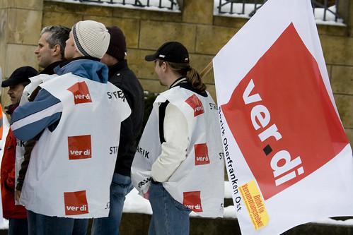 Ver.di verhandelt wieder ©loonsche/flickr.com