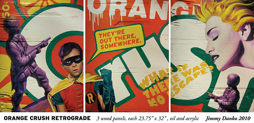 Orange Crush Retrograde
