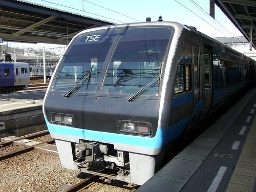 """2000系気動車特急宇和海/2000 Series DMU Limited Express """"Uwakai"""""""