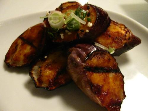 Spicy Japanese Eggplant @ Anju