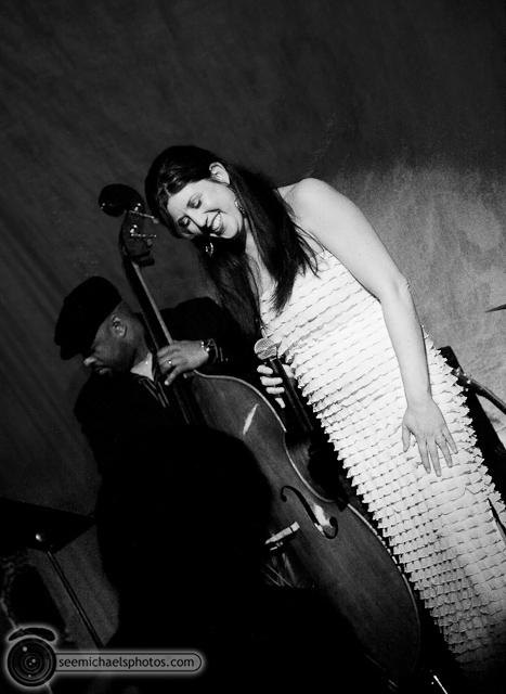 Karin Carson CD Release Show at Tango Del Rey 12310 © Michael Klayman-012