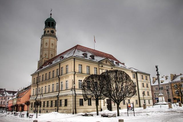 Oleśnicki Ratusz