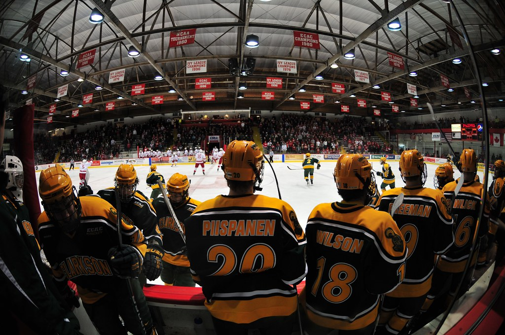 Cornell Hockey vs. Clarkson
