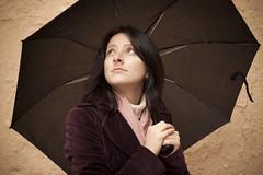 Retrato Jessica (Mon Labiaga Ferrer) Tags: jessica retrato paraguas