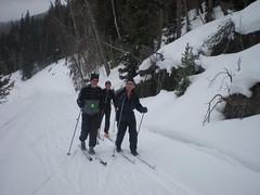 Three Wise Men (on Ski's of Course!)