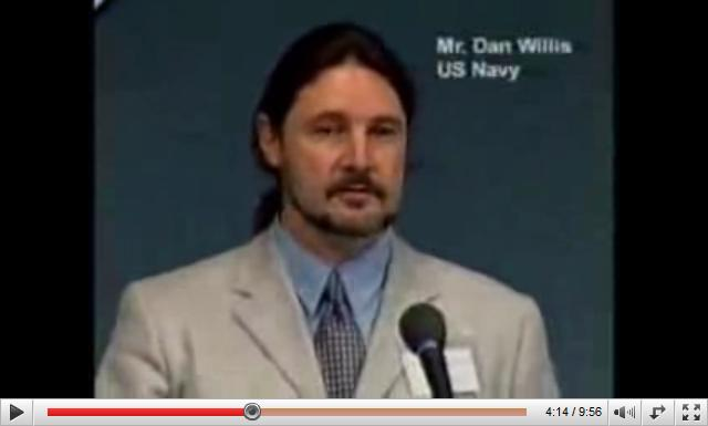Dan Willis US Navy