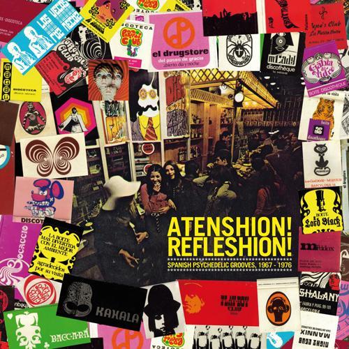 atenshion refleshion (portada)
